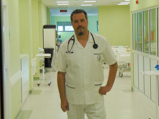 dr Radmilo Janković zamenik direktora Kliničkog centra u Nišu