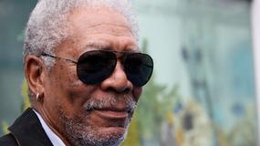 Morgan Freeman o drzemce w telewizji: testowałem nową usługę Google