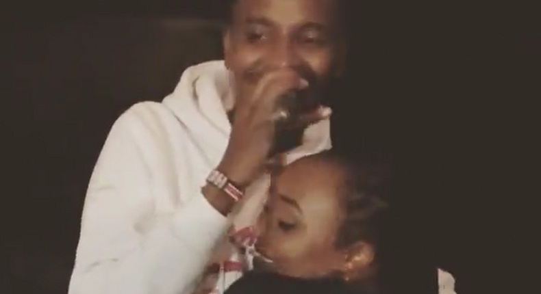 Samidoh Throws Wife Surprise Birthday Bash and Sings For Her