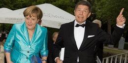 Wypadek Angeli Merkel! Goście przerażeni