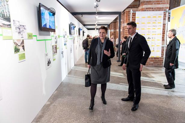 Zdaniem ministra Małgorzata Omilanowska to były polityk i dlatego nie powinna pełnić tak ważnej funkcji
