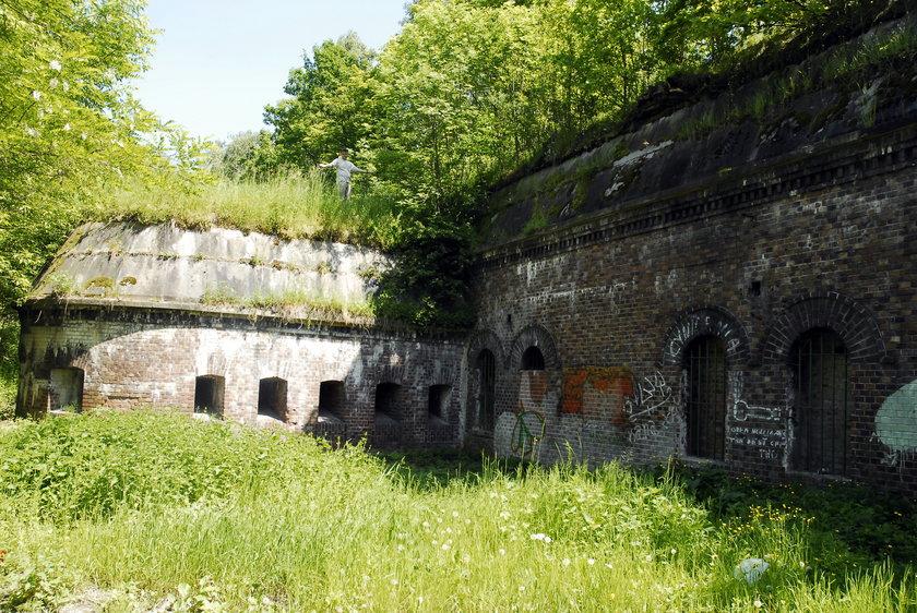 Fort na Starołęce w Poznaniu