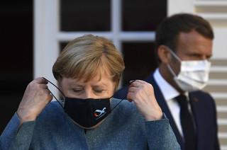 Dwie prędkości tandemu Niemcy–Francja