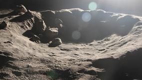 NASA zbudowała symulator Księżyca, by ulepszać roboty