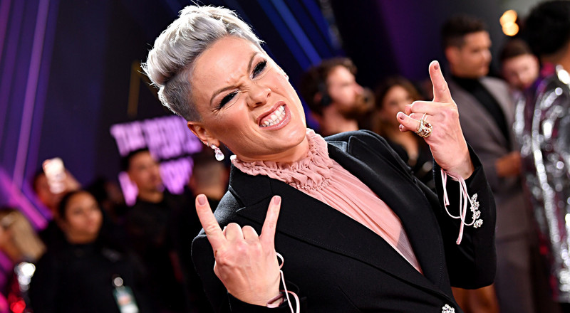 What Is Pink's Net Worth? Inside How The Pop Star Makes Her Millions