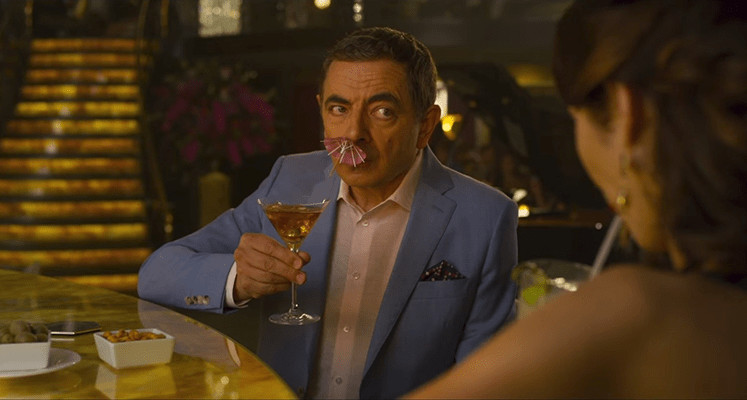"""Johnny English: Nokaut"": kadr z filmu"
