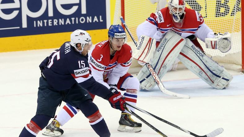 Czesi w półfinale hokejowych mistrzostw świata