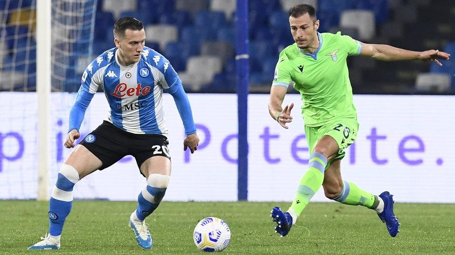 SSC Napoli - Lazio Rzym