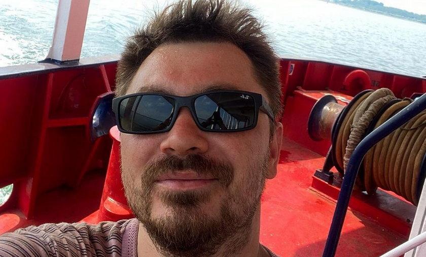 Daniel Martyniuk.
