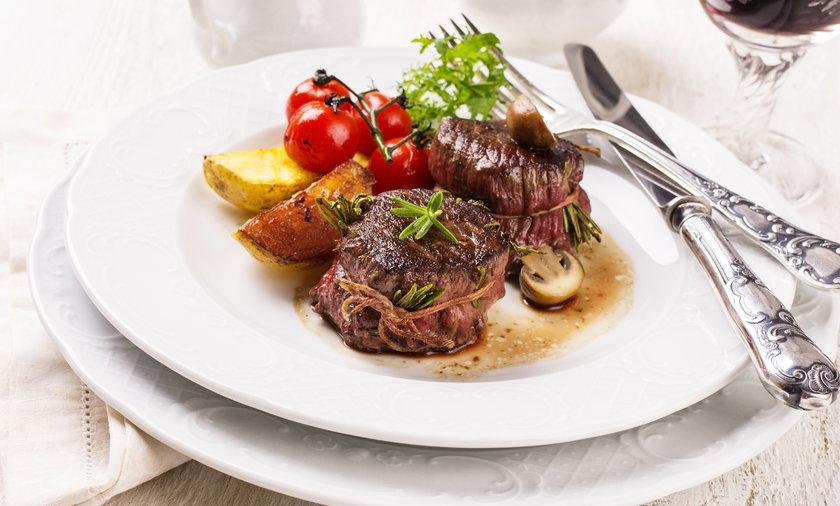 Stek na obiad - czy może być coś lepszego?