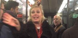 Słynna piosenkarka przyłapana! Na... śpiewaniu w metrze. Pamiętacie ją?