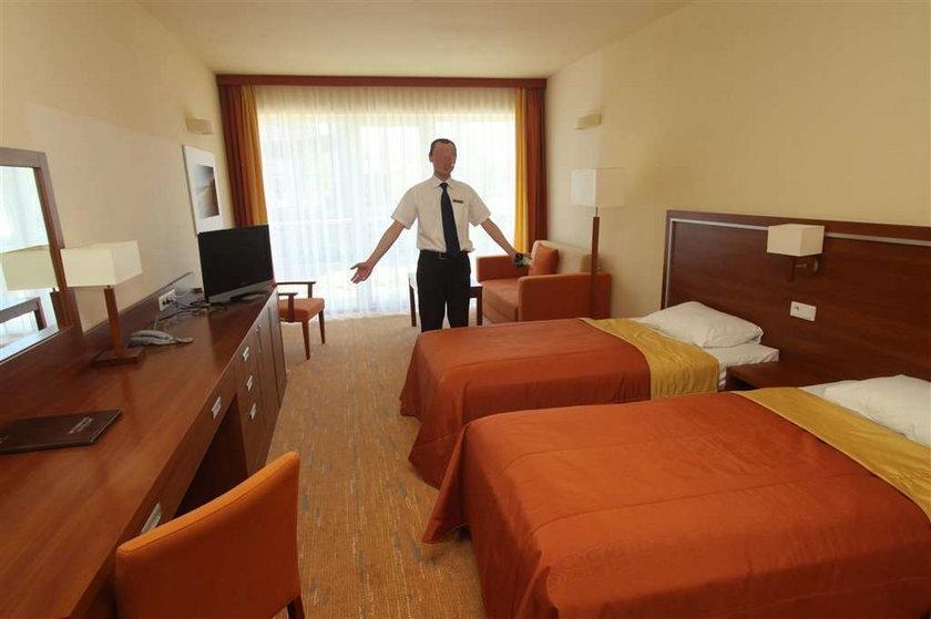 Trzy dni w luksusowym hotelu