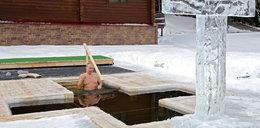 Władimir Putin ponownie zanurzył się w lodowatej wodzie. To nie przypadek