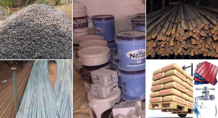 Building Materials in Nigeria
