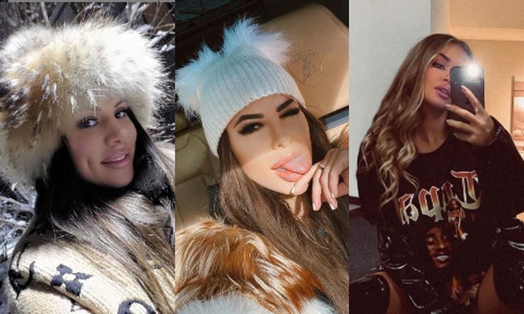 Sandra, Zorannah, Teodora