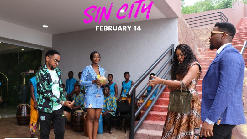 "Yvonne Nelson's movie ""Sin City"" premieres on Val's Day"