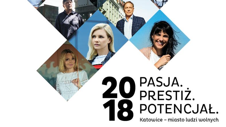 """Dochód ze sprzedaży kalendarza """"Pasja. Prestiż. Potencjał. Katowice – miasto ludzi wolnych"""" zostanie przekazany stowarzyszeniu"""