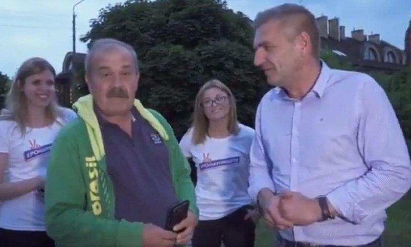 """Pan Andrzej i """"rechot pogardy"""". Zaskakujący finał"""