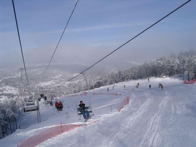 Skijalište Divčibare