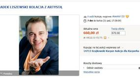 Wylicytuj kolację z Radkiem Liszewskim. Pieniądze zostaną przekazane na leczenie Kacpra