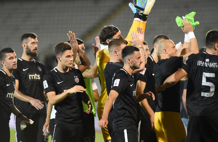 FK Partizan FK Rad
