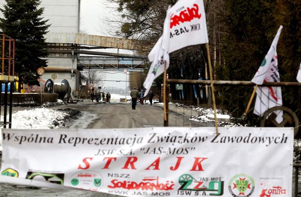Strajk w JSW