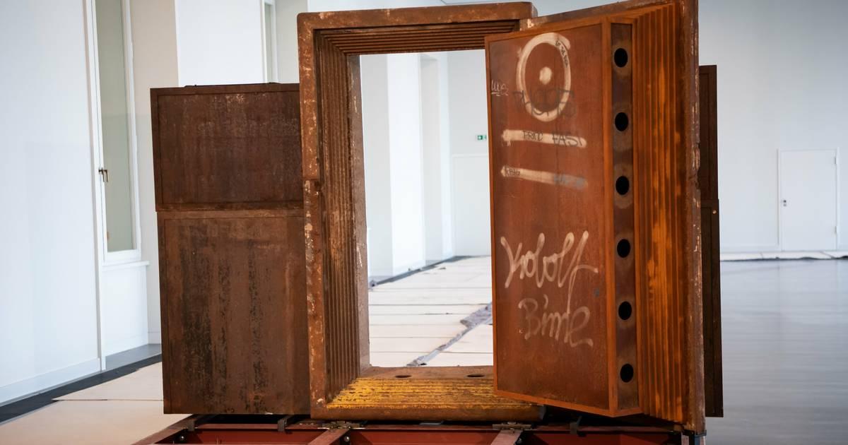 Techno schreibt Geschichte: Tür des Berliner Kult-Clubs Tresor landet im Museum