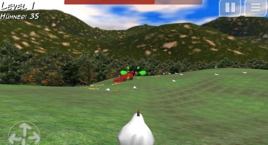 Chicken Tournament: Kult-Spiel läuft auf Android
