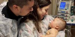 Cudowne wyzdrowienie niemowlęcia. Było w śpiączce przez 32 dni