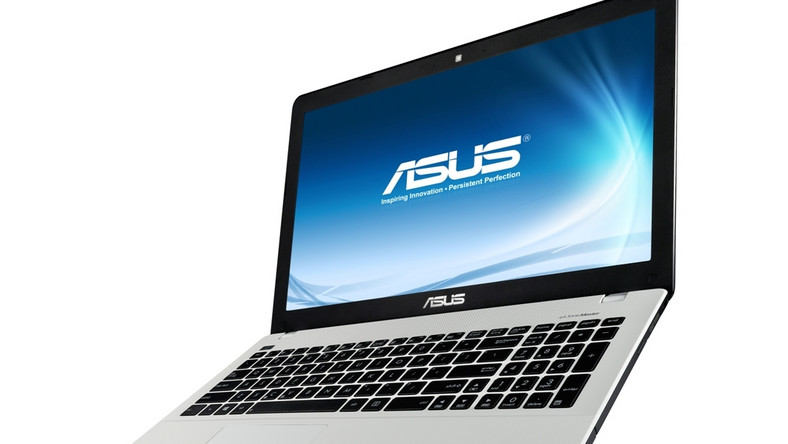 Nowy notebook Asusa