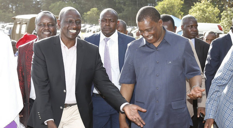 Speaker distances himself from Facebook account claiming DCI cannot arrest DP Ruto