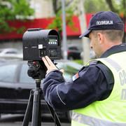 Kontroliše i saobraćajna policija