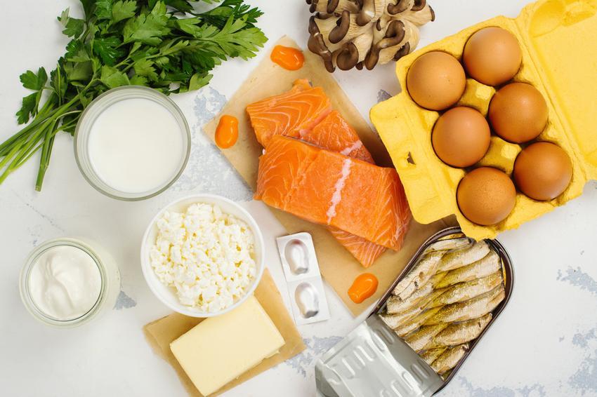 a vitaminlátás hiánya