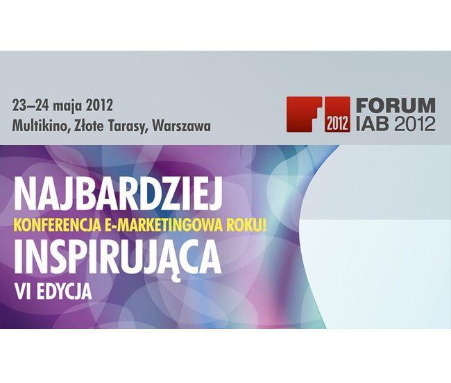 Konferencja Forum IAB 2012