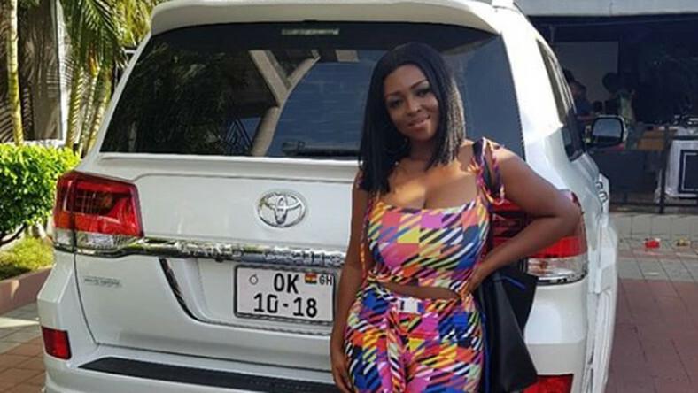 Yvonne Okoro's V8