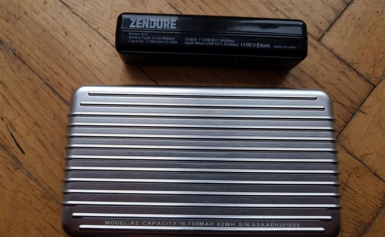 Zendure A1 i Zendure A5
