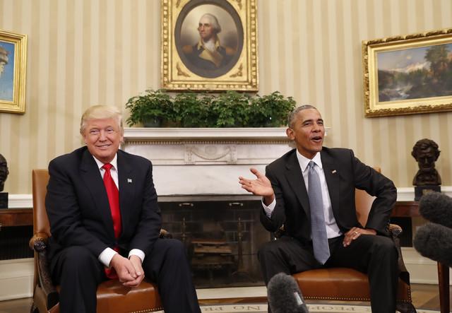 Obama: Učinićemo sve da Tramp bude uspešan