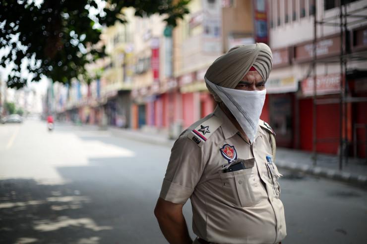 Indijska policija