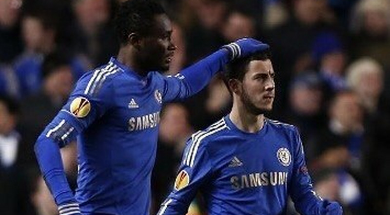 Mikel Obi names Eden Hazard as the laziest teammate he ever had