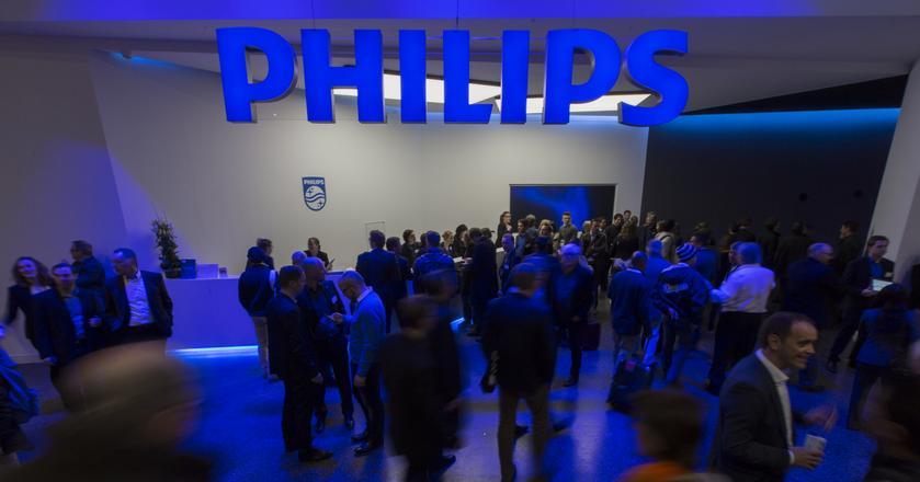Philips największe wzrosty notuje w segmencie urządzeń medycznych