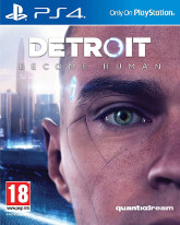 Okładka: Detroit: Become Human