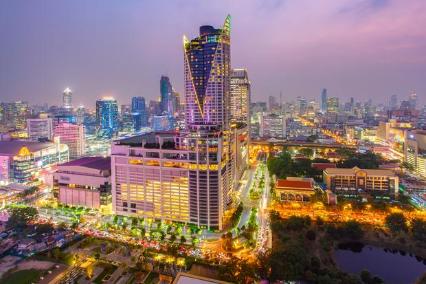 Centrum handlowe Siam Paragon, Bangkok