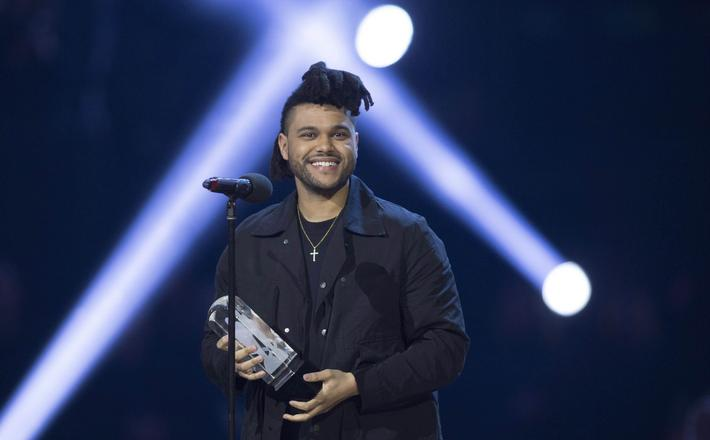 9. The Weeknd
