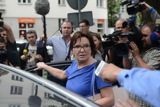 Kopacz: Pojechałam do Moskwy opiekować się rodzinami, innej roli nie pełniłam