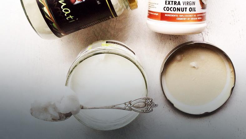 Nierafinowane oleje kokosowe, fot. www.facetikuchnia.com.pl