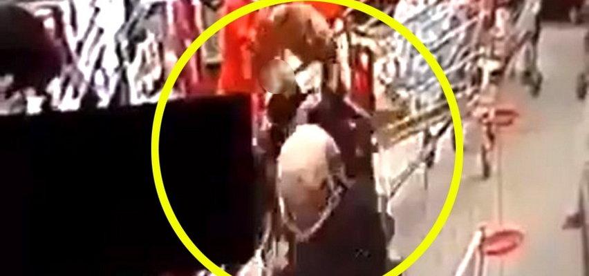 Klient pobił kobietę z powodu maseczki? Policja wszczęła postępowanie