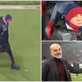 JEDNOM FUDBALER, UVEK FUDBALER! Ne hoda isto, smršao je - ali je Mihajlović POTEZOM koji se nije video na TV-u atmosferu doveo do USIJANJA! /VIDEO/