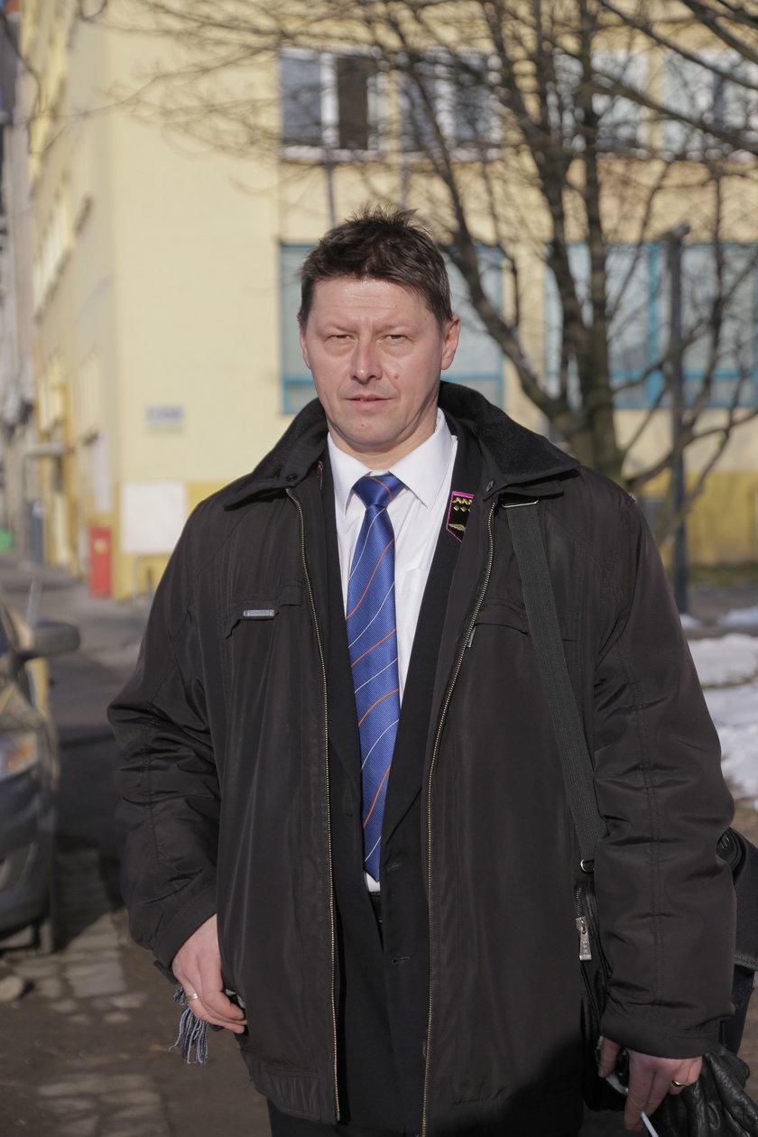 Wiesław Natanek (46 l.), kolejarz