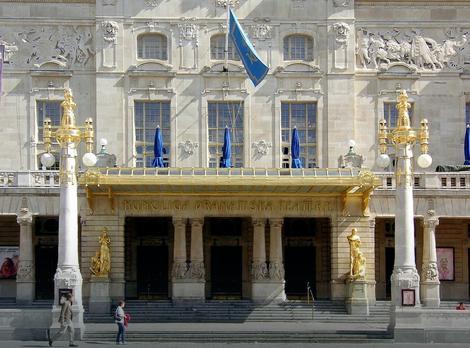 Kraljevsko dramsko pozorište (Dramaten) u Stokholmu