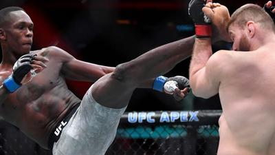 Israel Adesanya loses by unanimous decision to Jan Błachowicz and fails in his attempt at UFC Light Heavyweight division